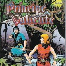 Cómics: TEBEO PRINCIPE VALIENTE. Nº 19. EDICION HISTORIA. EDICIONES B. 1988. Lote 86542080