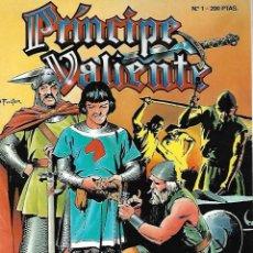 Cómics: TEBEO PRINCIPE VALIENTE. Nº 1. EDICION HISTORIA. EDICIONES B. 1988. Lote 86544728