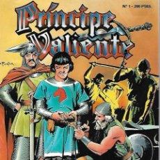 Cómics: TEBEO PRINCIPE VALIENTE. Nº 1. EDICION HISTORIA. EDICIONES B. 1988. Lote 86544756