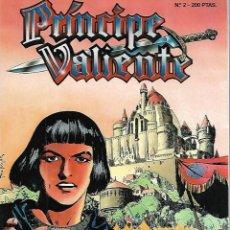 Cómics: TEBEO PRINCIPE VALIENTE. Nº 2. EDICION HISTORIA. EDICIONES B. 1988. Lote 86544784