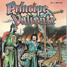Cómics: TEBEO PRINCIPE VALIENTE. Nº 4. EDICION HISTORIA. EDICIONES B. 1988. Lote 86544856