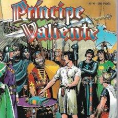 Cómics: TEBEO PRINCIPE VALIENTE. Nº 6. EDICION HISTORIA. EDICIONES B. 1988. Lote 86544936