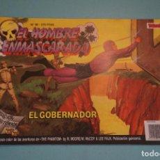 Comics : CÓMIC DE EL HOMBRE ENMASCARADO AÑO 1988 Nº 58 EDICIÓN HISTÓRICA DE EDICIONES B S.A LOTE 26 B. Lote 86738452