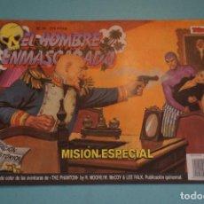 Comics : CÓMIC DE EL HOMBRE ENMASCARADO AÑO 1988 Nº 59 EDICIÓN HISTÓRICA DE EDICIONES B S.A LOTE 26 B. Lote 86738472