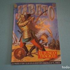 Fumetti: CÓMIC DE JABATO AÑO 1987 Nº 24 EDICIÓN HISTÓRICA DE EDICIONES B S.A LOTE 36 C. Lote 86742120
