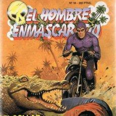 Cómics: CÓMIC EL HOMBRE ENMASCARADO Nº 18 . Lote 87006968