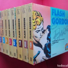 Cómics: FLASH GORDON - COLECCIÓN COMPLETA - 9 TOMOS - EDICIONES B. Lote 87224272