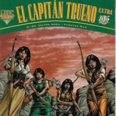 Cómics: EL CAPITAN TRUENO. FANS. EDICIONES B. Nº 20. DOS AVENTURAS COMPLETAS.. Lote 87325648