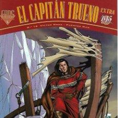 Cómics: EL CAPITAN TRUENO. FANS. EDICIONES B. Nº 16. DOS AVENTURAS COMPLETAS.. Lote 104099506