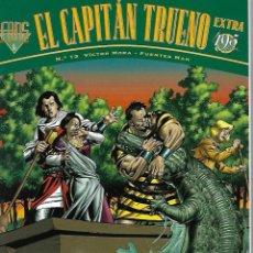Cómics: EL CAPITAN TRUENO. FANS. EDICIONES B. Nº 13. DOS AVENTURAS COMPLETAS.. Lote 87326140