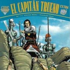 Cómics: EL CAPITAN TRUENO. FANS. EDICIONES B. Nº 11. DOS AVENTURAS COMPLETAS.. Lote 87326316