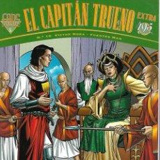 Cómics: EL CAPITAN TRUENO. FANS. EDICIONES B. Nº 10. DOS AVENTURAS COMPLETAS.. Lote 87326364
