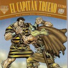 Cómics: EL CAPITAN TRUENO. FANS. EDICIONES B. Nº 7. DOS AVENTURAS COMPLETAS.. Lote 87326556