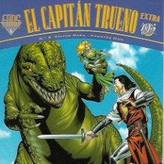 Cómics: EL CAPITAN TRUENO. FANS. EDICIONES B. Nº 5. DOS AVENTURAS COMPLETAS.. Lote 117117912