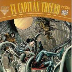Cómics: EL CAPITAN TRUENO. FANS. EDICIONES B. Nº 4. DOS AVENTURAS COMPLETAS.. Lote 87326760
