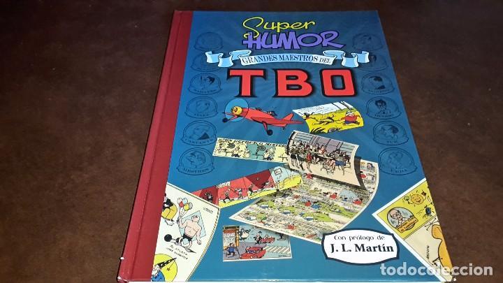 SUPER HUMOR. GRANDES MAESTROS DEL TBO (Tebeos y Comics - Ediciones B - Clásicos Españoles)