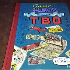 Comics : SUPER HUMOR. GRANDES MAESTROS DEL TBO. Lote 194177087