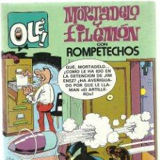 Cómics: MORTADELO Y FILEMON CON ROMPETECHOS Nº 250 - M.167 - EDICIONES B 1ª EDICION MAYO 1990. Lote 87461628