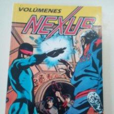 Cómics: LOTE 5 COMIC COLECCIÓN – NEXUS, ELRIC, HAWKMOON, DINAMO JOE 1988-VOLUMENES EXTRA-VER…... Lote 87507984