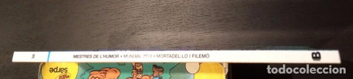 Cómics: MESTRES DE LHUMOR Mortadel.lo i Filemó - Mundial 2014 - Foto 3 - 88800072