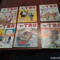 Cómics: TBO - REVISTA MENSUAL - Nº 31, 32, 34, 49, 56 Y 58 - EXCELENTE ESTADO. Lote 88856092