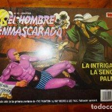 Cómics: EL HOMBRE ENMASCARADO. 40 : LA INTRIGA DE LA SEÑORA PALMER. [EDICIÓN HISTÓRICA]. Lote 88887464