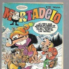 Cómics: TEBEO. MORTADELO Nº 56. EDICIONES B. 1988. Lote 89165636