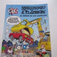 Cómics: MORTADELO Y FILEMON - EL SEÑOR DE LOS LADRILLOS,Nº 170 OLE IBÁÑEZ EDICIONES B E8. Lote 89174772