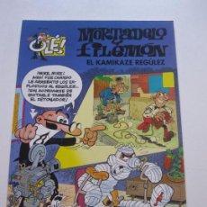 Cómics: OLE MORTADELO Y FILEMON Nº 174: EL KAMIKAZE REGULEZ EDICIONES B E8. Lote 89229872
