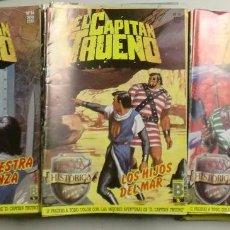Cómics: EL CAPITÁN TRUENO - EDICIÓN HISTÓRICA - COMPLETA Nº1 A Nº148 - EDICIONES B / GRUPO ZETA. Lote 89249512