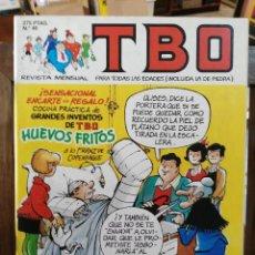 Cómics: TBO - Nº 40 - EDICIONES B . Lote 89301944
