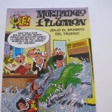 Cómics: MORTADELO OLE - Nº 176 - BAJO EL BRAMIDO DEL TRUENO - CAPITAN TRUENO EDICIONES B E8. Lote 89362716