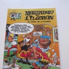 Cómics: MORTADELO Y FILEMÓN Nº 123 EL ANGEL DE LA GUARDA COLECCIÓN OLE - EDICIONES B IBAÑEZ E2. Lote 89566536