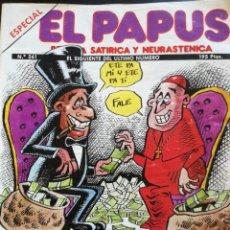 Cómics: REVISTA COMIC EL PAPUS. NÚMERO 561, AÑO 1973. Lote 89615592