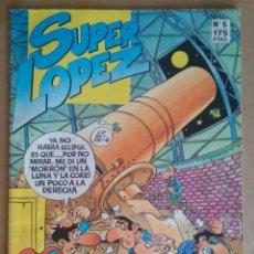 Cómics: REVISTA SUPER LOPEZ 5 - SUPERLOPEZ - EDICIONES B. Lote 89835704