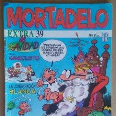 Cómics: MORTADELO EXTRA 39 - EDICIONES B. Lote 89835840