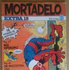 Cómics: MORTADELO EXTRA 15 - EDICIONES B. Lote 89835900