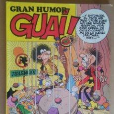 Cómics: GRAN HUMOR GUAI 21 - EDICIONES B - INCLUYE 3 NºS 152, 154 Y 155 DE LA REVISTA GUAI!. Lote 89836188