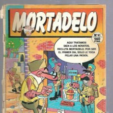 Cómics: TEBEO MORTADELO. Nº 41. EDICIONES B. Lote 89965436