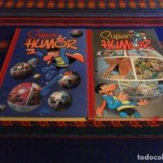 Cómics: SUPERLOPEZ SUPER LOPEZ SUPER HUMOR NºS 5 Y 7 1ª PRIMERA EDICIÓN. EDICIONES B 1994 Y 2000. BE RAROS.. Lote 89988772