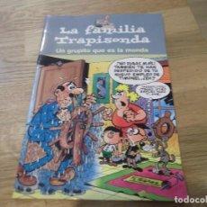 Cómics: LA FAMILIA TRAPISONDA. UN GRUPITO QUE ES LA MONDA. IBÁÑEZ. 2004 EDICIONES B.. Lote 98131602