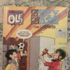 Cómics: ZIPI Y ZAPE COLECCIÓN OLÉ Nº 196 - Z.64. Lote 90310468