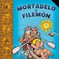 Cómics: CÓMICS. MORTADELO Y FILEMON Y SU GUIA PARA LAS VACACIONES - FRANCISCO IBÁÑEZ (CARTONÉ). Lote 90368500