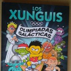 Cómics: LOS XUNGUIS OLIMPIADAS GALÁCTICAS - EDICIONES B - CERA Y RAMIS. Lote 91424290