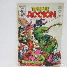 Cómics: TRIPLE ACCION VOL.1 Nº21 - MUNDI COMICS VERTICE. Lote 91445955