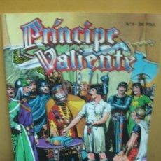 Cómics: PRINCIPE VALIENTE Nº 6. EDICION HISTORICA . EDICIONES B, 1988.. Lote 91459220
