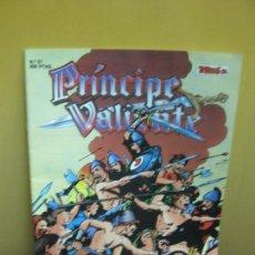 Cómics: PRINCIPE VALIENTE Nº 21. EDICION HISTORICA . EDICIONES B, 1988.. Lote 91460825