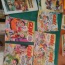 Cómics: 5 COMIC GUAI !! 22-25-26-29-70. Lote 91848040