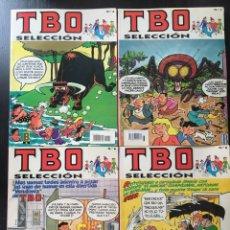 Cómics: TBO SELECCION 4,6,7,8,9. Lote 92034918