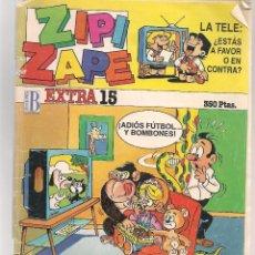 Cómics - ZIPI Y ZAPE. EXTRA Nº 17. EDICIONES B. (ST/) - 93023575
